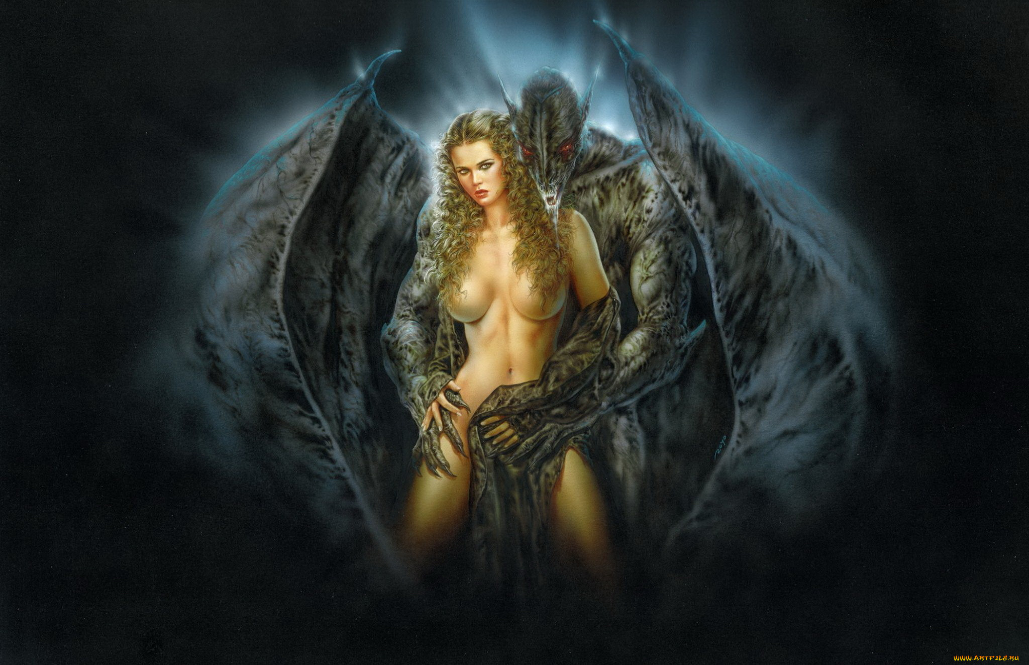 Dark fantasy artwork nude nude gallery
